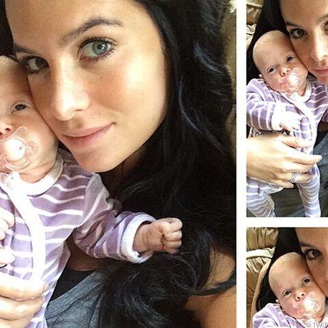Jade Foret-Lagardère et ses bébés très connectés