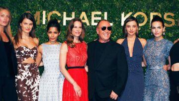 Freida Pinto, Hilary Swank s'envolent pour Shanghai avec Michael Kors