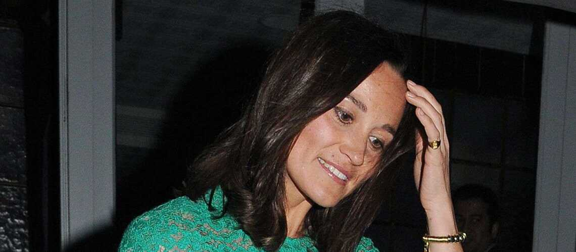 Coiffure de star: Pippa Middleton coupe tout