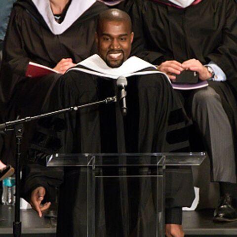Le jour où Kanye West est devenu docteur