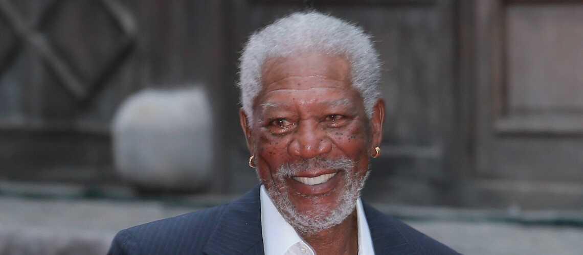 Morgan Freeman Le Cannabis Est La Seule Chose Qui