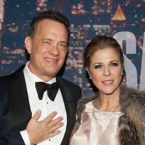 Tom Hanks: le cancer, une épreuve qui soude le couple