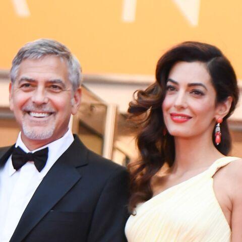 Cannes 2016 – George et Amal Clooney au sommet des marches