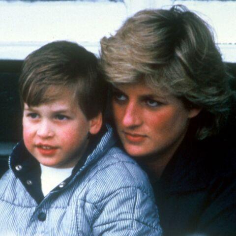 La promesse du prince William à Lady Diana quand il sera roi