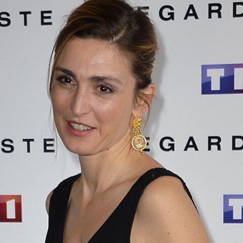 Julie Gayet: télé, théâtre, la compagne de François Hollande omniprésente