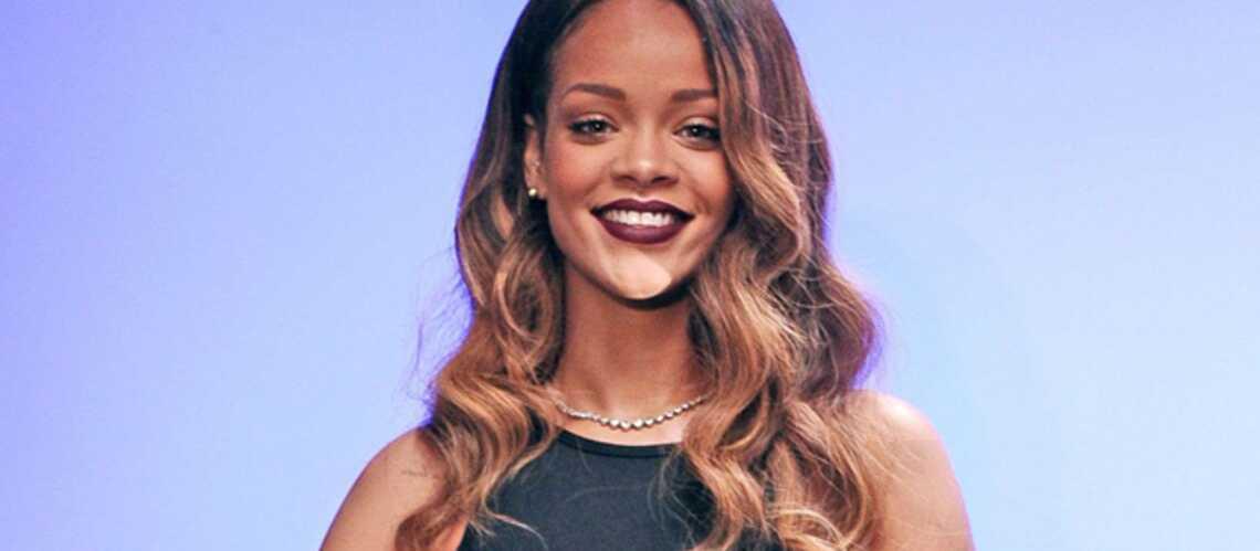 Rihanna enfin habillée
