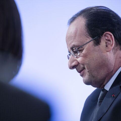 François Hollande moqué par Stephen Colbert