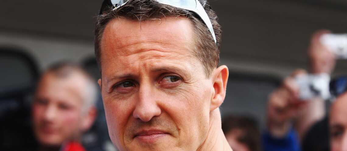 Michael Schumacher: «Des signes encourageants»