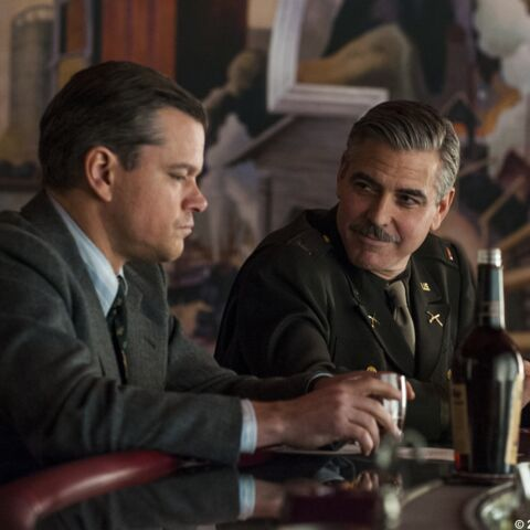 Gala a vu Monuments men **