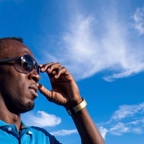 Usain Bolt sur le point de devenir footballeur?