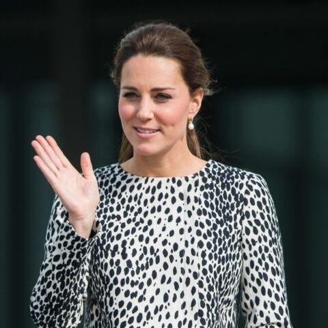 Princesse Kate, grossesse épanouie jusqu'au bout