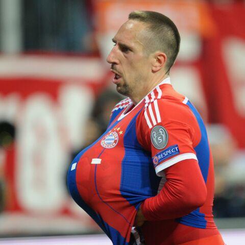 Franck Ribéry, papa pour la quatrième fois