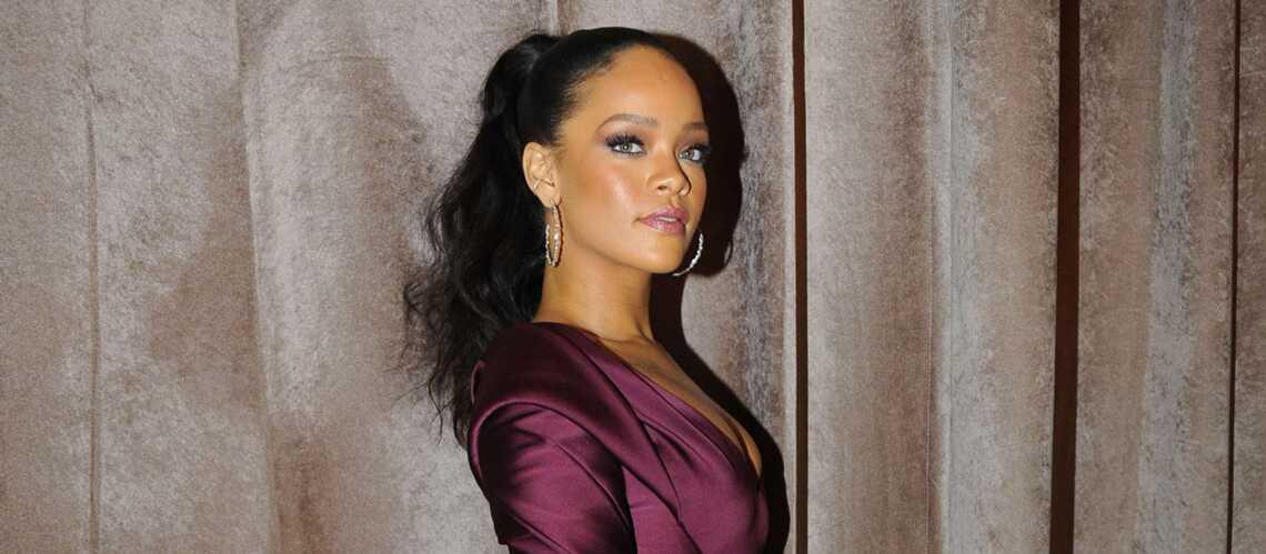 Rihanna reprend du poil de la bête