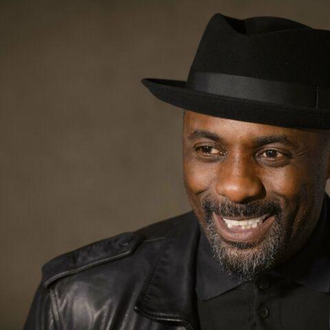 Idris Elba décoré par le prince William