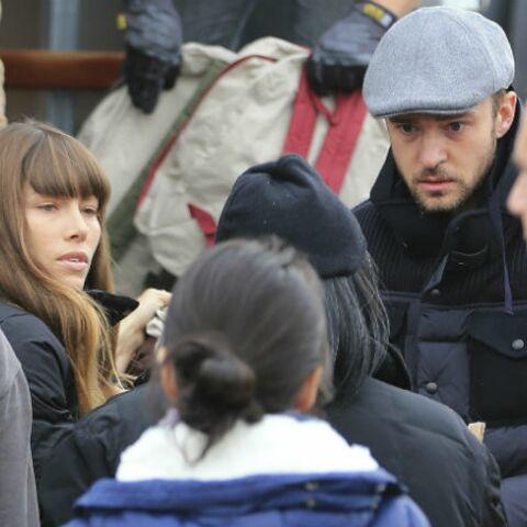 Photos- Jessica Biel et Justin Timberlake, bénévoles de choc