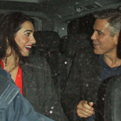 George Clooney: il sort enfin avec une intello!