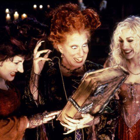 Bette Midler prête pour un retour d'Hocus Pocus au cinéma