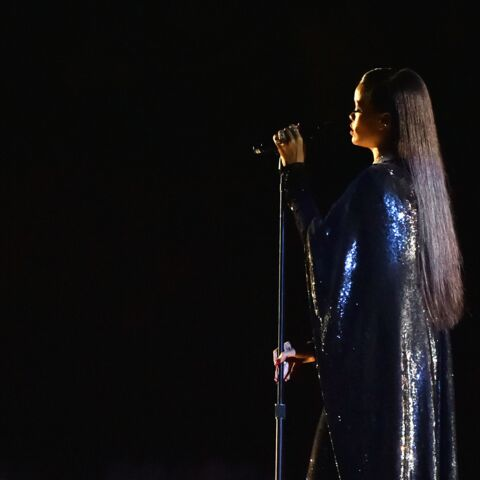 Coiffure de star – Rihanna