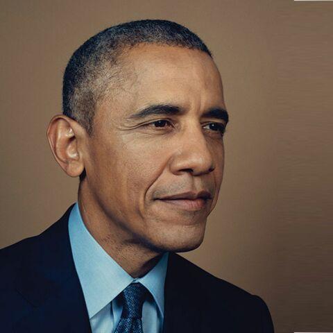 Barack Obama pose pour un magazine gay