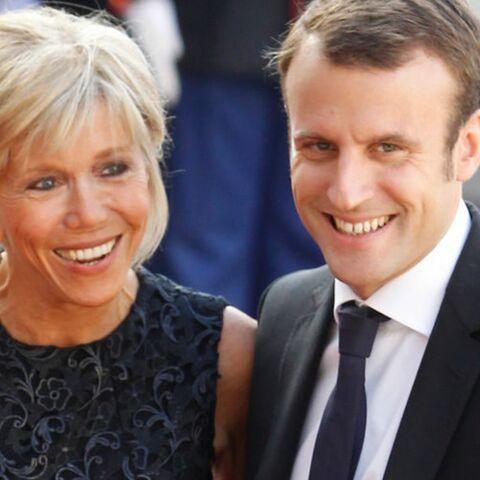 Emmanuel Macron et Brigitte Trogneux continuent d'intriguer
