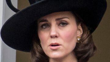 PHOTOS – Kate Middleton cache son baby bump et affiche un nouveau look à la cérémonie du Remembrance Sunday