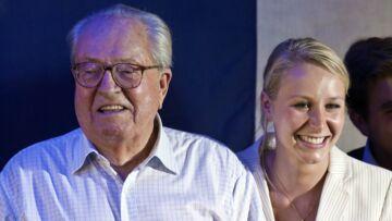 Marion Maréchal-Le Pen, très fâchée avec son grand-père: elle fait tout pour éviter de croiser Jean-Marie Le Pen