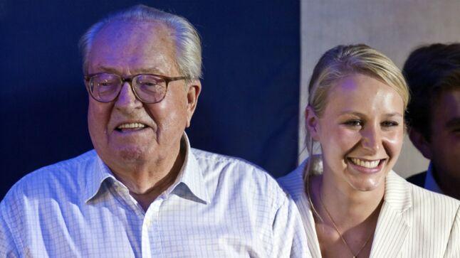 Marion Mar eacute chal-Le Pen, tr egrave s f acirc ch eacute e. grand-père  ... 75f73c118281