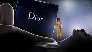 Vidéo – Dior, le nouveau site ludique-chic