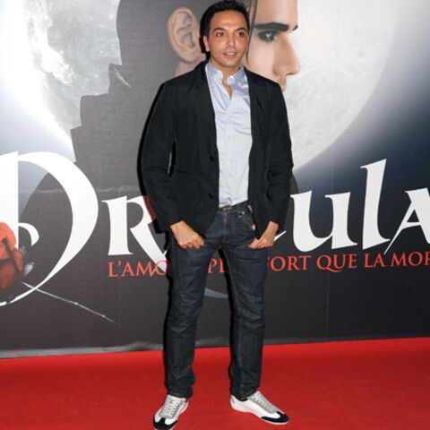 Photos- Kamel Ouali, superstar de Dracula