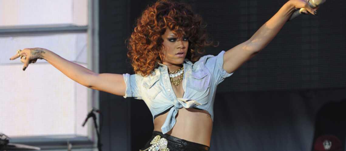 Rihanna, femme la plus sexy de l'année