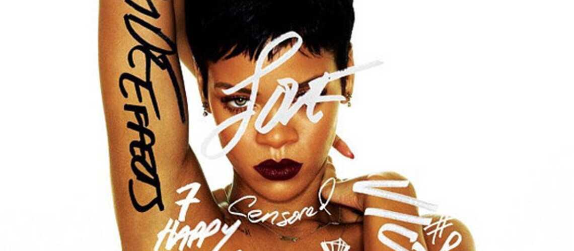 Rihanna dévoile tout