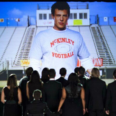 Photos- Glee tourne la page Cory Monteith