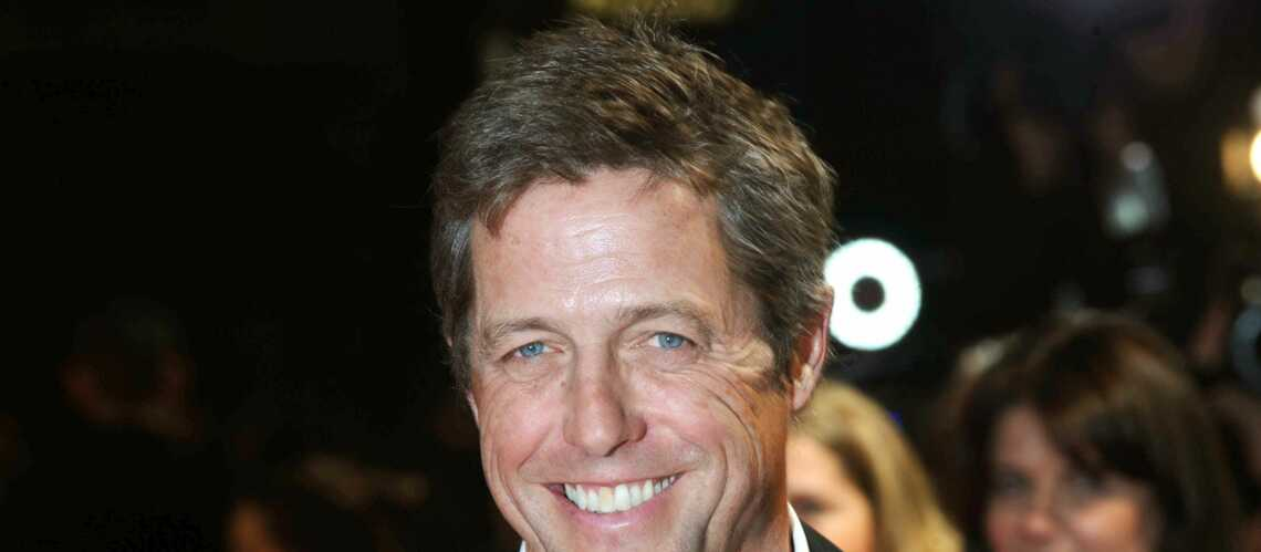 Hugh Grant plaque Brid­get Jones