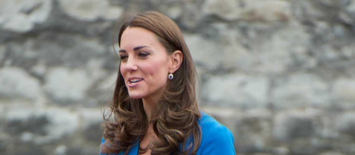 Kate, au repos forcé chez ses parents