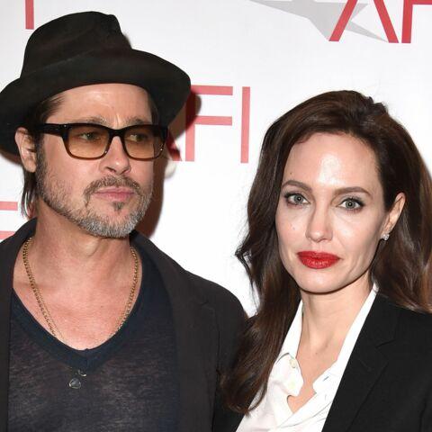 Brad Pitt et Angelina Jolie: elle grossit ou il part