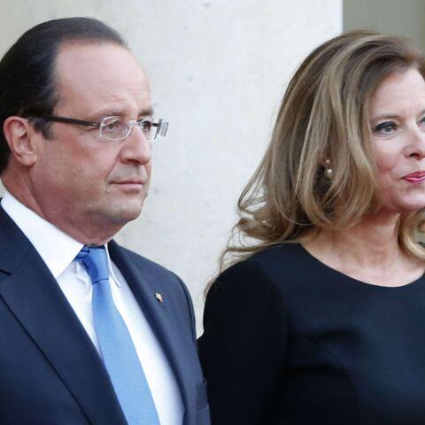 Valérie Trierweiler dévoile un SMS compromettant de François Hollande
