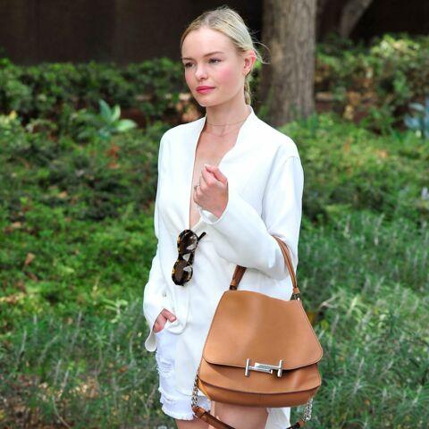 Kate Bosworth, Jessica Alba, fans du Double T de Tod's