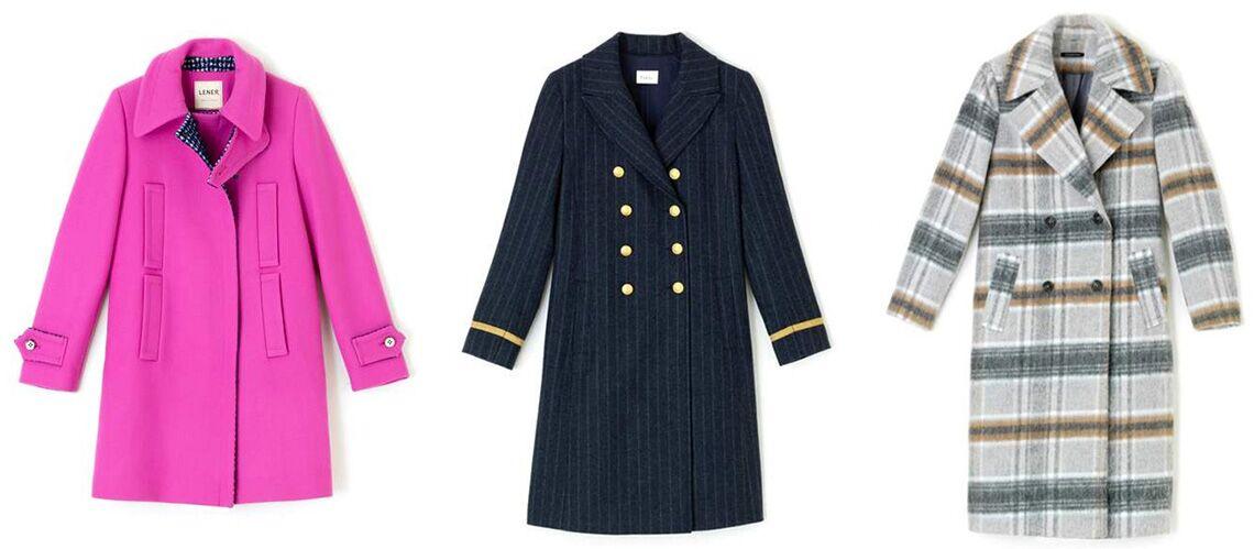 SHOPPING – 10 manteaux pour un hiver stylé