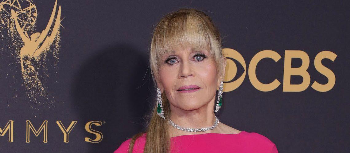 VIDÉO – Les regrets de Jane Fonda: «j'aurais dû en parler plus tôt»
