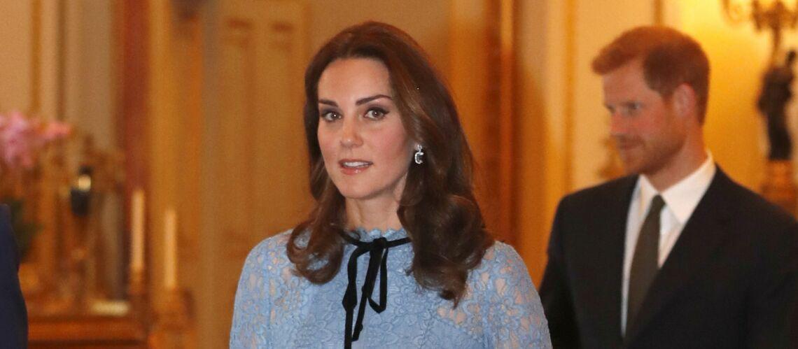 PHOTOS – Kate Middleton, un début de grossesse sous pression