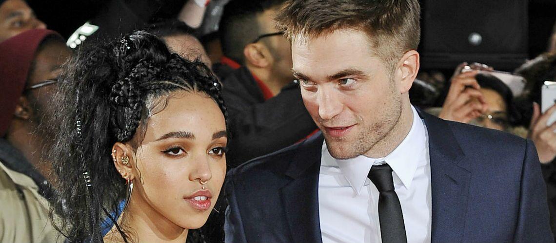 Robert Pattinson et FKA Twigs c'est fini: elle s'affiche avec un autre homme
