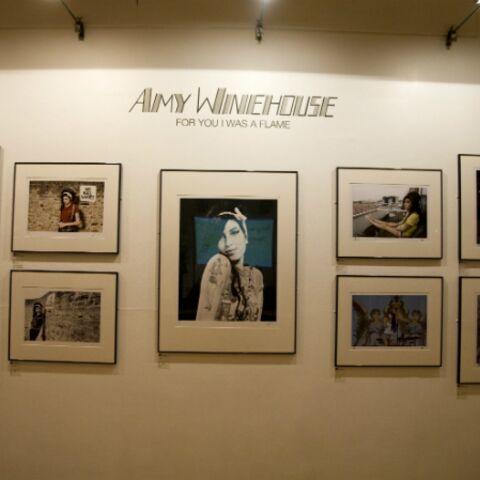 Une exposition célèbre l'anniversaire d'Amy Winehouse à Londres