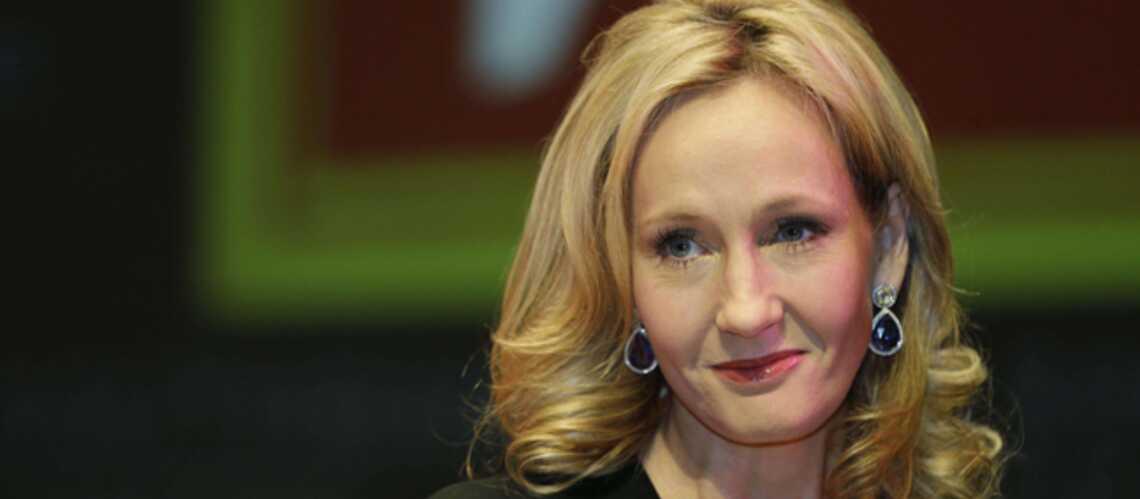 J.K. Rowling replonge dans l'univers magique d'Harry Potter
