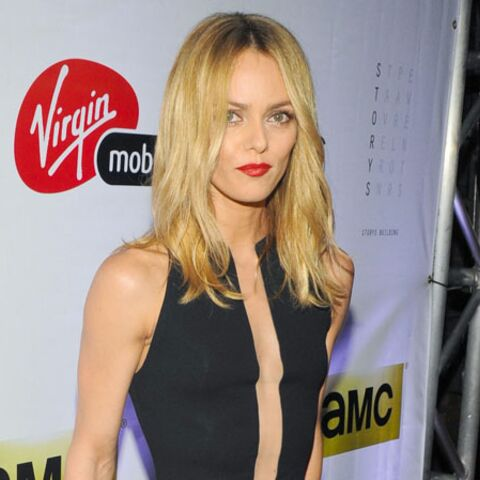 T'as le look… Vanessa Paradis!