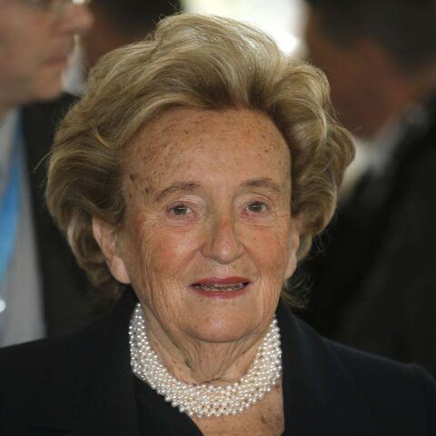 Bernadette Chirac récompensée à Nice