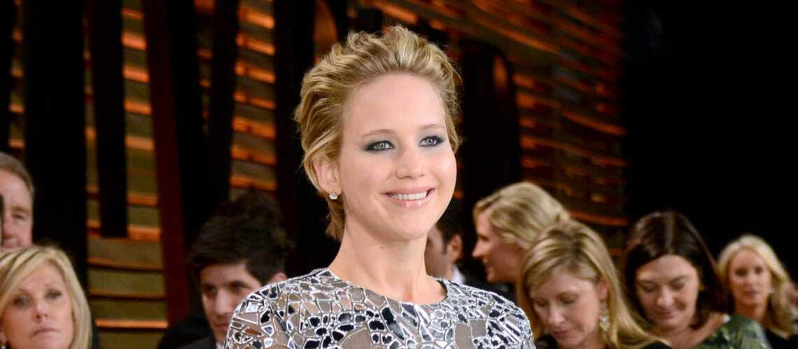 Jennifer Lawrence a « la confiance » de Gwyneth Paltrow