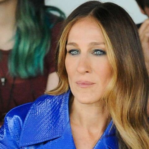 New York Fashion Week – Sarah Jessica Parker chez Calvin Klein Collection