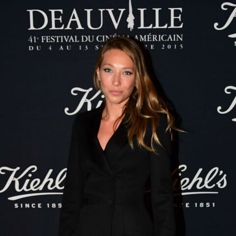 Deauville 2015: Laura Smet rayonnante au Kiehl's Club!