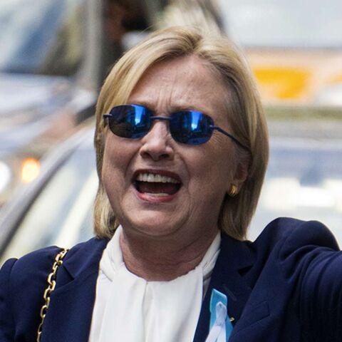 Hillary Clinton, forcée de suspendre sa campagne, évoque «une pneumonie»