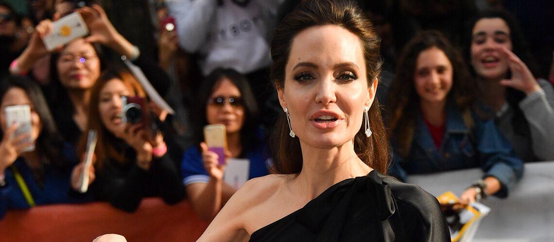 Angelina Jolie «rêverait» de travailler avec ses enfants à Hollywood